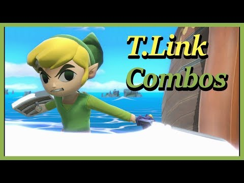 Toon Link (Tink) Basic And Advanced Combos In Super Smash Bros. Ultimate (Guide)