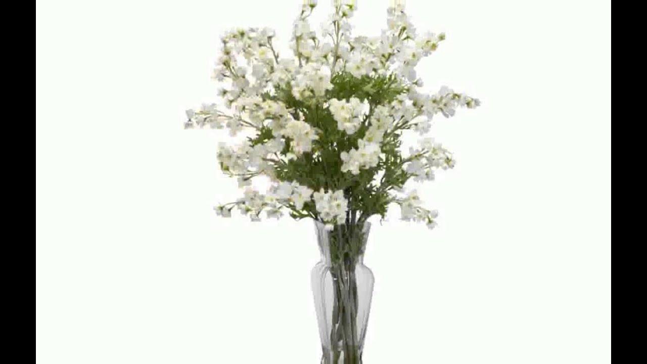 Silk Flower Arrangements Uk Youtube