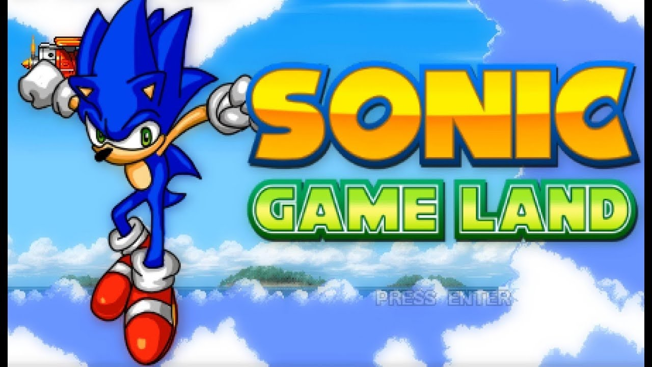 Sonic Game Land (Sonic Fangame)