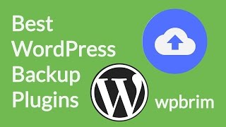 Best WordPress Backup Plugin 2017
