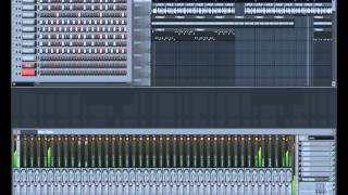 FL Studio 10 Ragga Rap Dancehall Jamaican Navigator Instrumental FREE FLP DOWNLOAD 2013 TUTORIAL