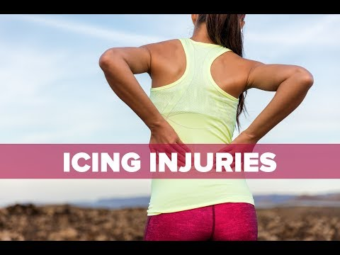 NEVER Ice an Injury or Take Anti-Inflammatories | Tiger Fitness