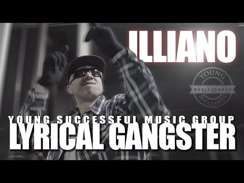 Illiano - Lyrical Gangster (Official Music Video) YSMG