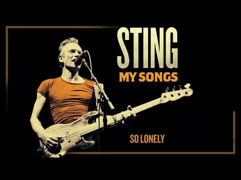 Sting - So Lonely (Audio)