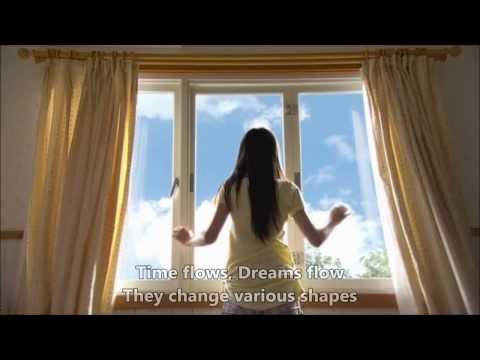 Koizora (Sky of Love) OST  Ai No Uta  Fukui Mai   English Lyrics