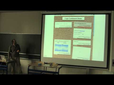 Secure Distributed Programming with Object-capabilities in JavaScript (Mark S. Miller, Google)