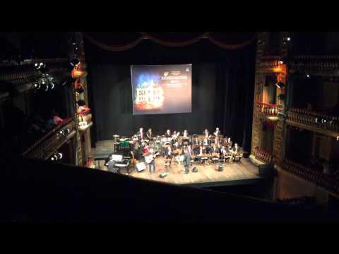 Amazônia Jazz Band Manhã de Carnaval Nelson Faria solo Flugel Elielson Gomes