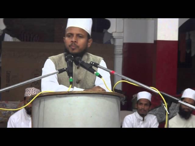 Zeeshan Ahmad Misbahi welcoming to Mufti Mutiur Rahman Razvi