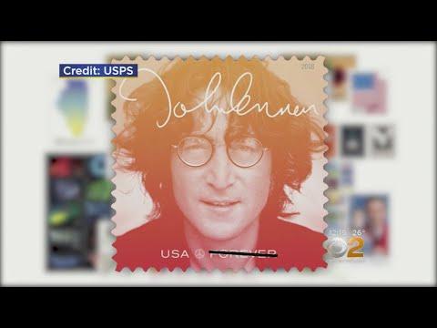 New Postage Stamps To Honor John Lennon, Lena Horne