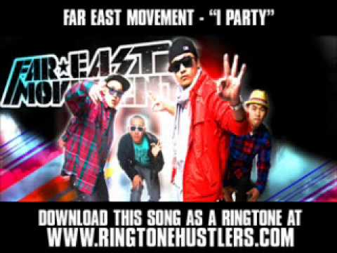 FAR EAST MOVEMENT  I PARTY  New  + Lyrics + Download