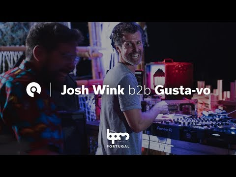 Josh Wink b2b Gusta-vo @ The BPM Festival Portugal 2018 (BE-AT.TV)