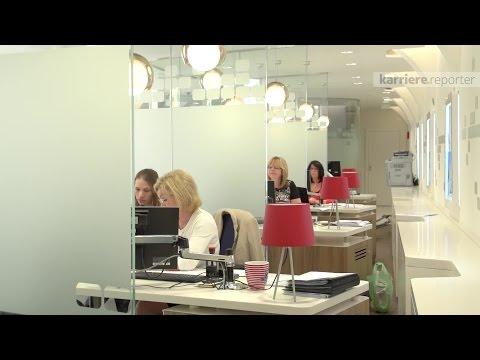 Rundgang durch das Unternehmen Bank Austria - Member of Unicredit auf karriere.at