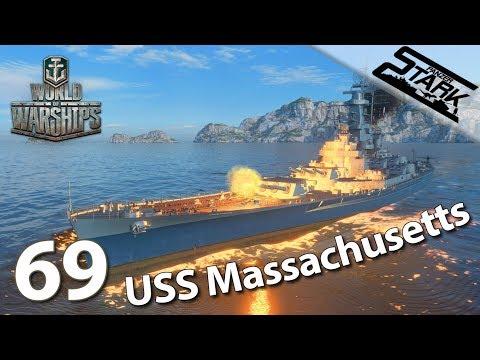 World Of Warships - 69.Rész (USS Massachusetts) - Stark