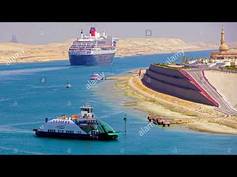 CANAL SUEZ ENTERATEMAS NET