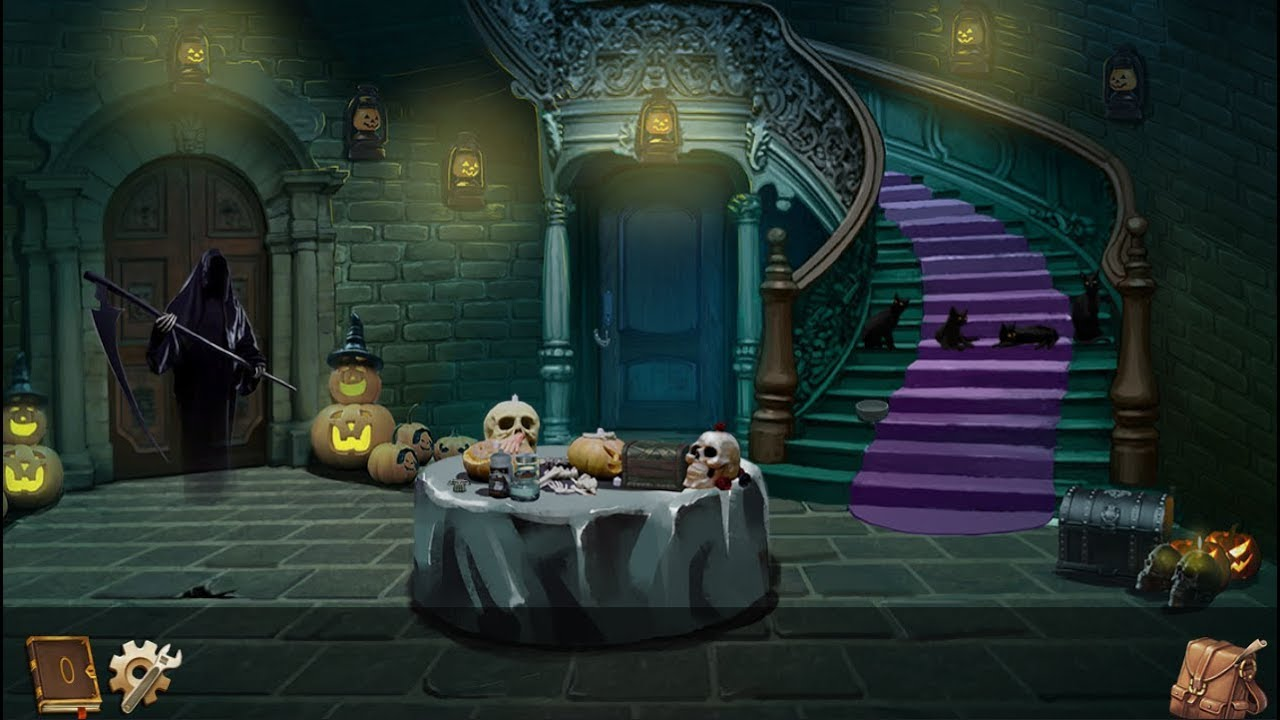 Halloween Escape Soluzione.Halloween Horror House Rescue Walkthrough Abc Escape Games