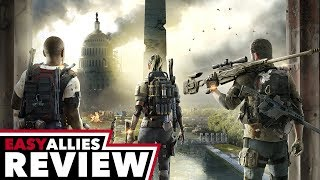 Tom Clancy's The Division 2 - Easy Allies Review (Video Game Video Review)