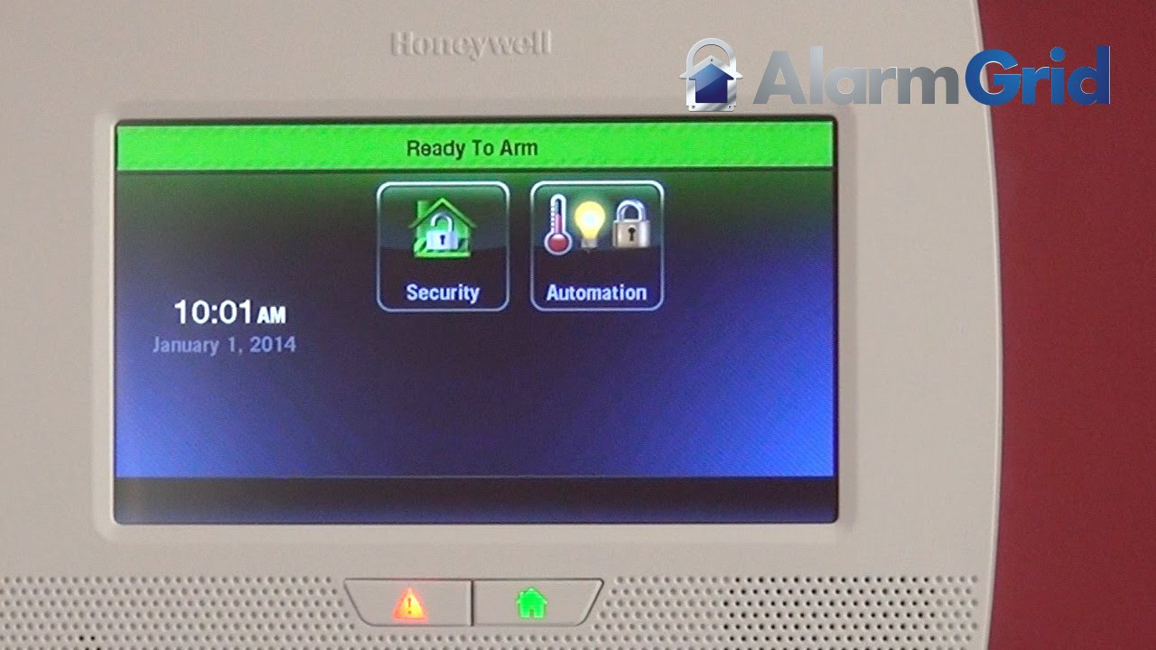 Honeywell l7000 diy installation using wire track and a wire honeywell l7000 diy installation using wire track and a wire alarm grid solutioingenieria Images
