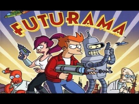 Futurama: el videojuego (cinemáticas en español)