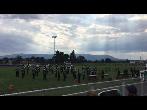 "Wilson Memorial High School Emerald Regiment ""I Believe"""