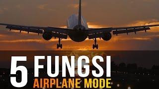 5 Fungsi Airplane Mode yang Mungkin Belum Kamu Ketahui