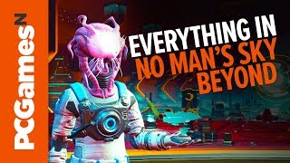 Everything in No Man's Sky Beyond update | Multiplayer, VR, base building