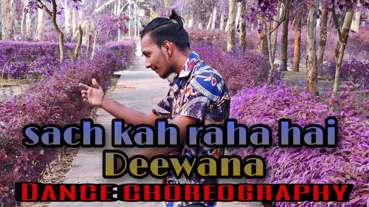 Sach kah raha hai deewana - New version || Dance cover || Saurabh Benjo choreography || Madyam
