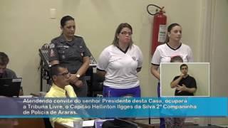 5ª Sessão Ordinária - Câmara Municipal de Araras