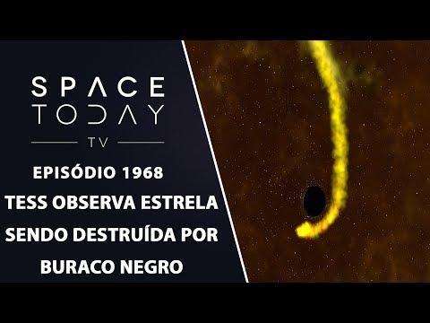 tess-observa-estrela-sendo-destruÍda-por-buraco-negro-|-space-today-tv-ep1968