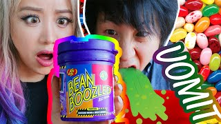 One of Wengie Vlogs's most viewed videos: Bean Boozled Challenge