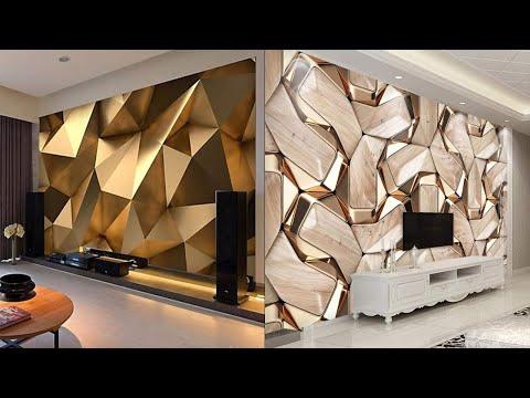 150 Wallpaper Design Ideas 2022 | Living Room Wallpaper Interior | 3D Wallpaper Home Decor