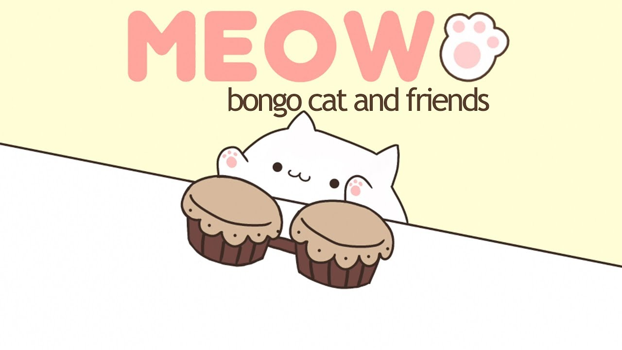 bongo cat and friends】meow Chords - Chordify