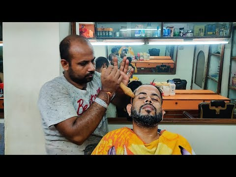 Reiki Master relaxing face massage | Indian Massage