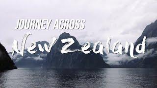 The New Zealand Run - QUEENSTOWN / WANAKA / TEKAPO / TAUPO / MILFORD SOUND