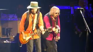 """""""I Should Have Known It """"Tom Petty@Royal Farms Arena Baltimore 7/23/17"""