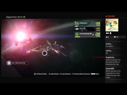 Destiny DLC with Chelsea and Elle! - 1 / 10
