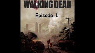 Игра Walking Dead(Ходячие мертвецы) 18+, эпизод 1 - Новый день.