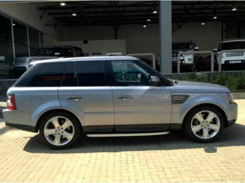 2010 land rover range rover sport 5 0 v8 supercharged auto for sale on auto trader south africa. Black Bedroom Furniture Sets. Home Design Ideas