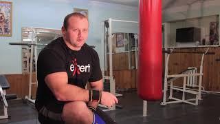 Стронгмен: Александр КУРАК - Новогодний трэп-гриф 320 кг на 3 раза