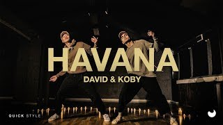 Camila Cabello (feat. Young Thug) - Havana | David Vu & Koby Bhart