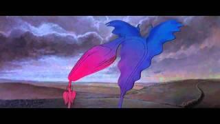 Pink Floyd - The Wall Escena de Flores y Pajaros Pelicula HD 720p