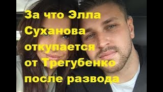 За что Элла Суханова откупается от Трегубенко после развода. ДОМ-2, Новости, ТНТ