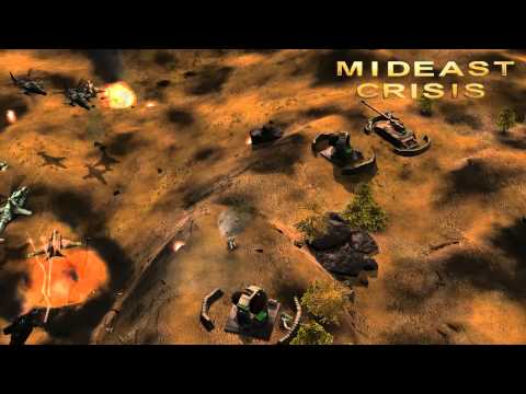 MidEast Crisis - Intro / Menu - Music - ENB Series