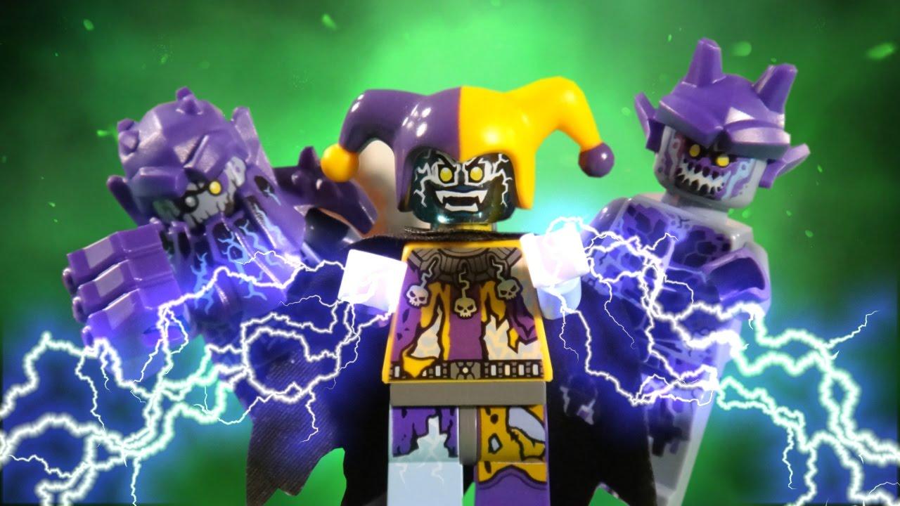 lego nexo knights  stone monster rubmle  youtube