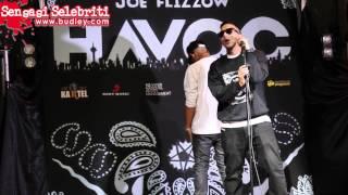 Joe Flizzow Perform Lagu Apa Khabar Featuring SonaOne