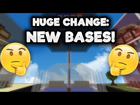 HUGE CHANGE TO THE CHANNEL: A DIFFERENT BASE DESIGN EVERY WEEK!?!