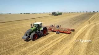 Mauch Landmaschinen - der Fendt 1000 Vario