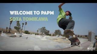 Welcome to PAPM - Sota Tomikawa
