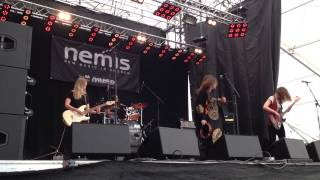 Nemis @ Sweden Rock Festival 2015 - MaidaVale live