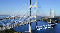 Dames Point Bridge I-295 East Beltway, Jacksonville, FL