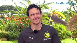 Delaney über seine Rolle und die BVB-Saisonziele